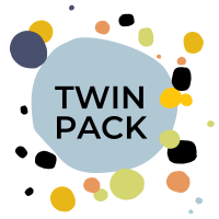 Paint Your Pet Twin Pack